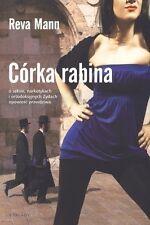 Corka rabina, opowiesc prawdziwa,  Reva Mann, polish book, polska ksiazka