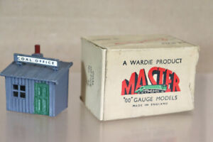 WARDIE MASTER MODELS 45 COAL OFFICE SHED BOXED ny