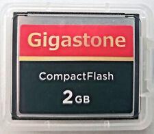 Dane-Elec/Gigastone 2GB 2 GB Compact Flash Memory Card for Canon DSLR Cameras