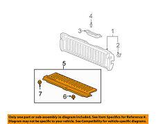 HONDA OEM 03-11 Element Tail Gate Tailgate Hatch-Lower Trim Panel 84640SCVA01ZA