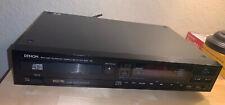 VINTAGE Denon DCD-700 PCM Audio Compact Disc Player