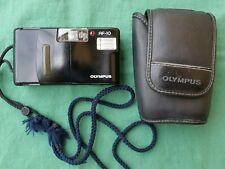 Olympus AF-10 35mm Film Camera 35mm 3.5 lens AF Soft Cover & Manual - Lomography