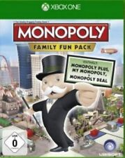 XBOX One Monopoly Family Fun Pack tedesco OVP come nuovo