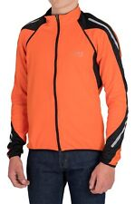 Gore Bike Wear Phantom 2.0 Windstopper Soft Shell, 3 in 1, Herren, orange, Gr. M