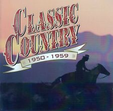 CLASSIC COUNTRY 1950-1959 / 2 CD-SET (TIME LIFE MUSIC TL 626/03)
