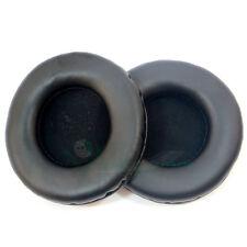2 cuscinetti earpad NERI padiglioni ricambio per cuffie SONY MDR V700 Z700 XD900