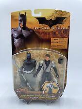 "2005 Batman Begins 5"" Dual Blade Bruce To Batman Figure"