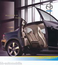 MAZDA rx-8 Kuro PROSPEKT 2.4.07 brochure 2007 AUTO AUTOMOBILI AUTO prospetto opuscolo