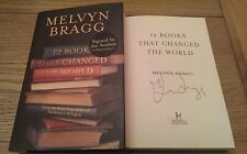 12 Books That Changed the World SIGNED Melvyn Bragg HB 2006 Book 1st Edition