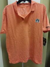 Auburn University Orange Tigers Mens  xLarge  AU Logo T Shirt NWT