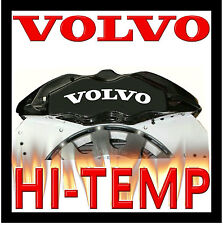 VOLVO HI - TEMP CAST VINYL BRAKE CALIPER DECALS STICKERS GRAPHICS BEST AVAILABLE