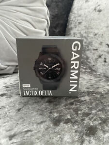 Garmin tactix Delta GPS Watch - Sapphire Edition