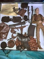 Marx You cowboy Johnny West The Action Cowboy Accessories And instructions
