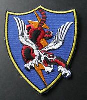 AVG FLYING TIGERS AIR FORCE CHINESE VOLUNTEERS EMBROIDERED PATCH 3 INCHES