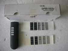 Logisty DP8614SAV DP8000 Atral Daitem Hager Telecomando 4 pulsanti buttons nuovo