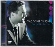 Caught In The Act by Michael Bublé (Reprise; CD/DVD Set, 2005)