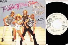 """BUCKS FIZZ - El Mundo de ilusion ultr@r@re Spanish PROMO 7"""" single 45 Spain 1982"""