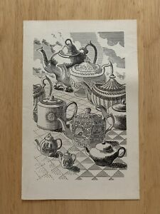 Edward Bawden – Original Lithograph from Life In An English Village (1949) - 1/4