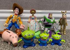 Mini toy story figures