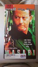 WASABI HOLLYWOOD VIDEO RENTAL VHS SHIPS FAST!