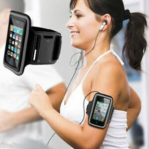 Running Gym Jogging Sports Cycling Arm Band Case Belt Strap for iPhone 4/5/6/6+