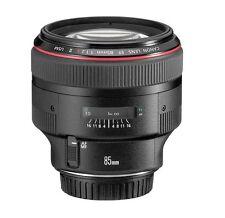 Canon 85mm F1.2L EF Mark II USM Auto Focus Telephoto Lens 1056B002,London