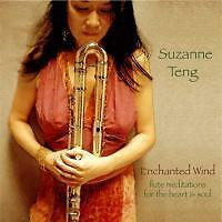 Suzanne Teng - Enchanted Wind - CD