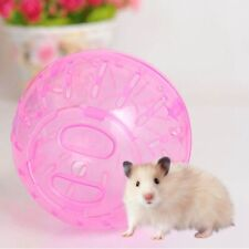 Pet Rodent Mice Jogging Gerbil Rat Hamster Exercise Running Ball Toy