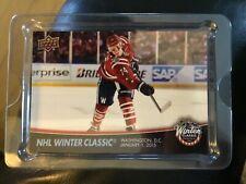 15-16 UD Upper Deck Series 1 NHL Winter Classic Oversized #WC-9 JOHN CARLSON