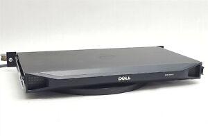 Dell 2162DS 2162 DS KVM Switch 16-Port Remote IP Server Console