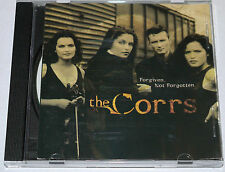 THE CORRS - FORGIVEN, NOT FORGOTTEN CD (ACC.) HEAVEN KNOWS, RIGHT TIME, RUNAWAY