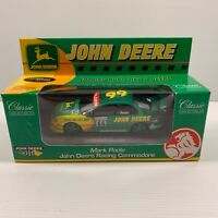 Classic Carlectables 1:43 1066 John Deere Racing Commodore Mark Poole