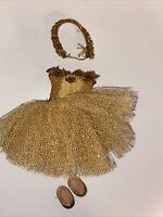 Vintage Madame Alexander Cissette Doll Ballet Ballerina Tutu Outfit