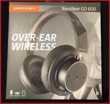 Plantronics BackBeat Go 600 Noise-Isolating Headphones Over-The-Ear Bluetooth