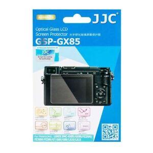 JJC GSP-GX85 9H Tempered Glass LCD Protector for PANASONIC GX85 GX80 FZ2000 G85