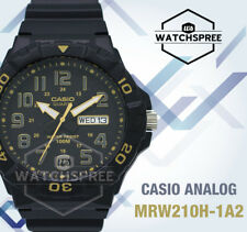 Casio Men's Diver Look Series Watch MRW210H-1A2
