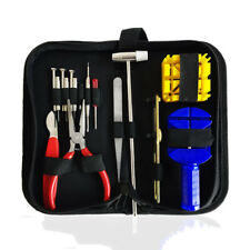 16-piece Watch Tools Repair Kits Watch Disassembly Repair Battery Replacement