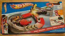 Hot Wheels Spiral Speedway von Mattel Rennbahn