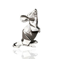 925 Sterling Silver Nomi Origami Mouse Figure.