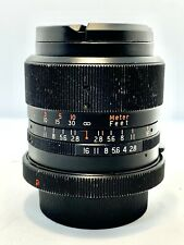 Objectif Grand Angle VIVITAR Auto (CANON FD) 35mm f/2,8 Wide Angle Lens