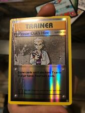 Evolutions Professor Oak's Hint 84/108 Reverse Halo Error Print
