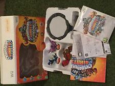 NINTENDO Wii SKYLANDERS GIANTS BASE GAME SOFTWARE +POWER PORTAL +3 FIGURES +BOX