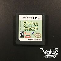 Shaun the Sheep (Nintendo DS, 2008)