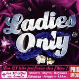 DIAM'S, SHY'M... - Ladies only - CD Album