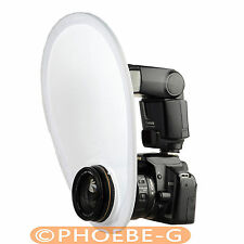 Light Portable Folding Collapsible Photo Reflector Disc Board Panel with bag