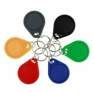 1-20 MCT gen 2 UID Clone Keyfob 4-Byte NFC Tag kompatibel mit Mifare Classic 1k