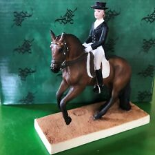 HORSE DRESSAGE CANTER PIROUETTE BAY MODEL No. p1182 NORTHLIGHT BOXED PERFECT