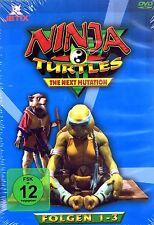 DVD NEU/OVP - Ninja Turtles - The Next Mutation - Folgen 1-3