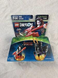 Lego 71285 Dimensions Fun Pack Adventure Time Marceline Vampire Queen