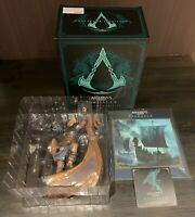 Assassin's Creed Valhalla Collector's Edition ITEMS only NEW in hands